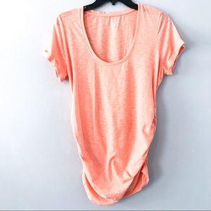 Motherhood maternity cotton top